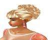 KMGG Red Pearl Earrings