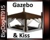 [BD]Gazebo&Kiss