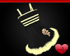 Mm Kid Bumblebee Dress