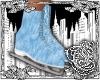 {E}Ice Blue Skates