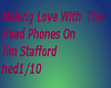 Making love w Headphones