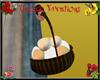 Basket Fresh Eggs