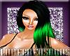 KraftyWH Green Hair