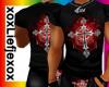 [L] Red Cross Shirt