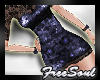 CEM LBlue Lace RL Dress