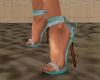 !Teal Heels