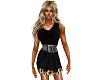 Stylish Sexy Black Dress
