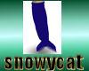 SC Blue Merman Tail