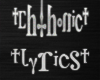 Chthonic sticker