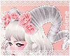 Rose Horns |Pink