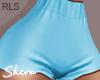 $ Summer Shorts Sky RLS