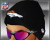 BRONCOS SKULLY NFL