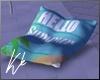 [kk] Floor Pillow