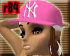 [r84] Pink NY Cap5 BrwnH