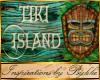 I~Splash Tiki IslandSign