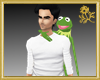 Kermit Pet Animated - M