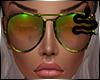 VIPER ~ Green Glasses