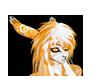 Orange Dreamsicle Ears 1