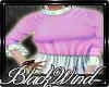 BW- Pink Layered Top
