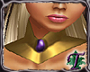 Gold/Purple Armor Collar