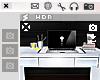 S/U Desk + Computer