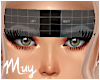 Derivable eyebrows