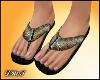 D- Camouflage Sandals 1
