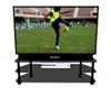Sony TV w/ Xbox-Soccer