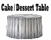 Cake/Dessert Table