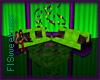 FLS Mardi Gras Sofa Set