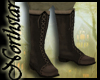~NS~ Rover Leather boots