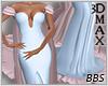 3D Veil Gown v2 BBS