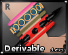 DRVB Spike Bracelet Rt