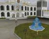 Elven Dragon Castle
