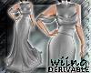 [W] Epik Flowing Dress