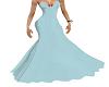 Light Aqua Gown