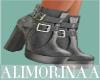 *A* Lisa Platform Boots