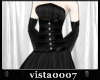 [V7] BlackFairy Dress