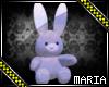 Lt  blue Bunny