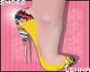♛LNA CARTOON Shoes