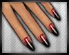 N| Nails [Black/Red]