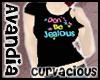 Av~Jealous Tee V2 (LG)