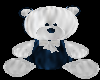VM|Blue & White Teddy