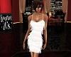 Flapper Dress White