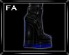 (FA)FireWedges Blue