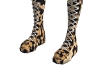 Cheetah High Boots