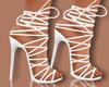 ~A: White Heels