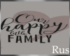 Rus: Family Wall Decal 3