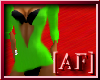 [AF]Go girl green fit