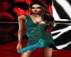 Sexy Ruffled Dress